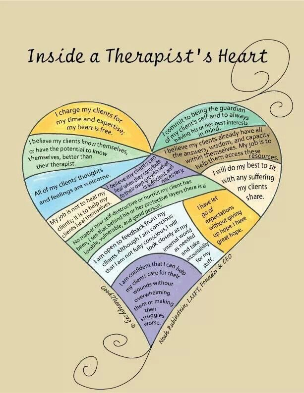 Therapist Heart